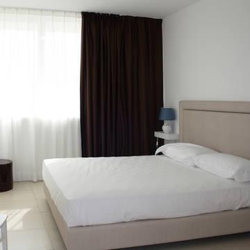 Voorbeeld slaapkamer GH 19 Resort