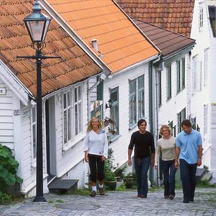 Oud Stavanger - Foto: Terje Rakke