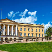 Oslo Koninklijk Paleis