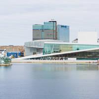 Oslo Opera House - Foto: Didrick Stenersen