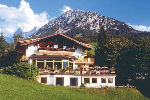 Last minute autovakantie Salzburgerland 🚗️Hotel Alpenkrone