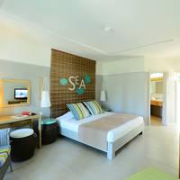 Voorbeeldkamer comfort seaview room