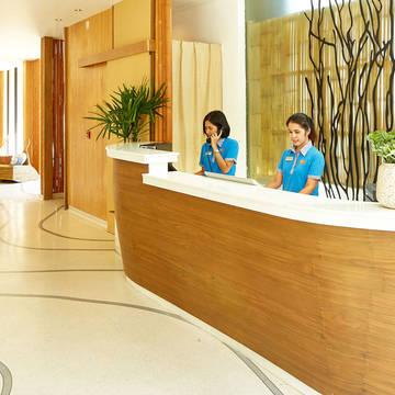Bandara Phuket Beach Resort - Receptie Bandara Phuket Beach Resort