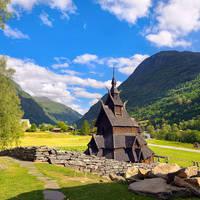 Borgund staafkerk