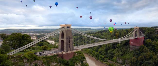 Bristol - Clifton Suspention Bridge