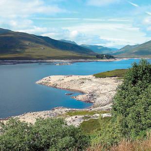 Meer in Schotland