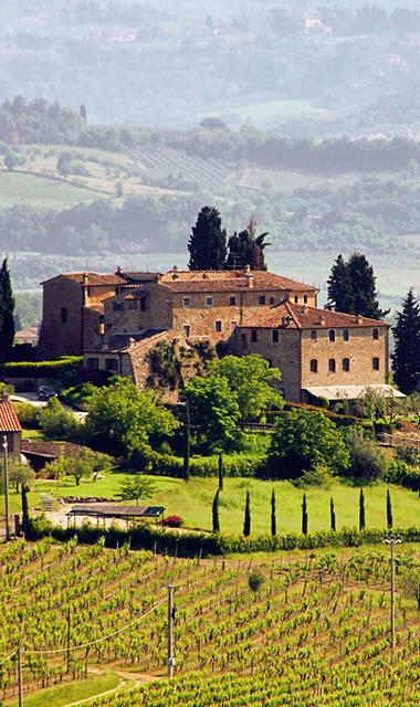 12-daagse busrondreis Klassiek Italië