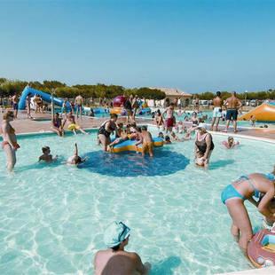 Zwembad kinderbad