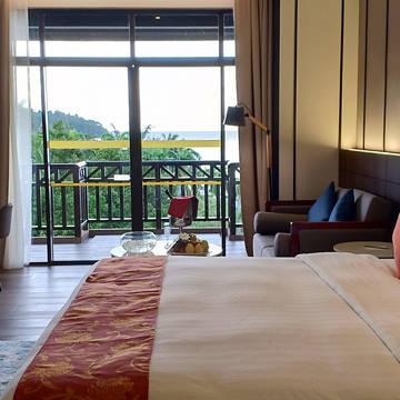 Voorbeeldkamer Nexus Resort