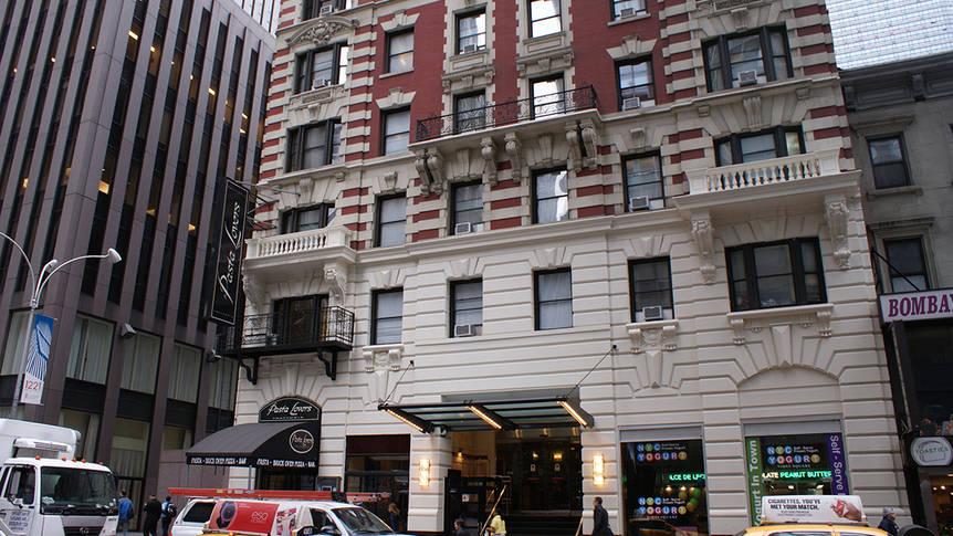 Aanzicht Appartementen Radio City