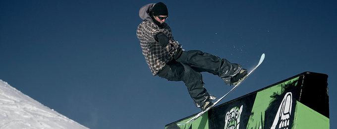 Wintersport Laax