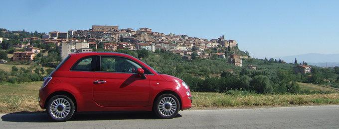 Busreis Toscane