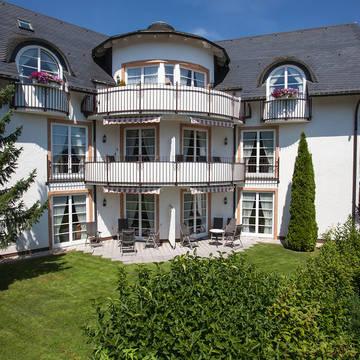 Exterieur Appartementen Villa Katharina