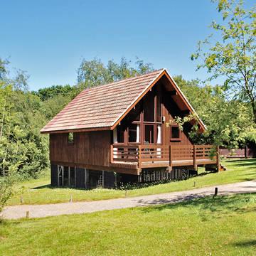 Nordic Lodge exterieur Eastcott Lodges