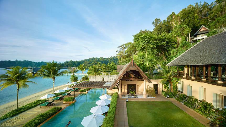 Gaya Island Gaya Island Resort