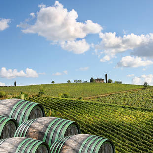 sfeer Toscane