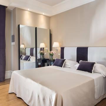 Deluxe kamer Grand Hotel Francia & Quirinale