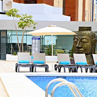 All inclusive vakantie Flamingo Beach Resort in Benidorm (Costa Blanca, Spanje)