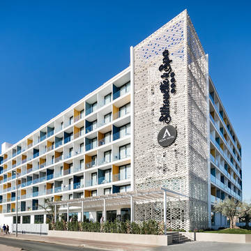 Exterieur Aqua Hotel Silhouette - adults only
