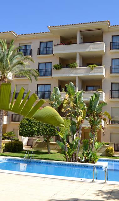 Appartementen Albir Confort Nuevo Golf