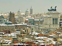 Rome winter