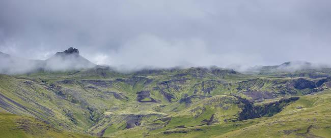 Eyjafjallajokull vulkaan