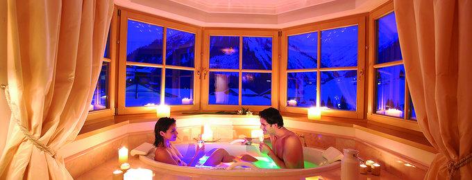 Wintersport luxe hotels