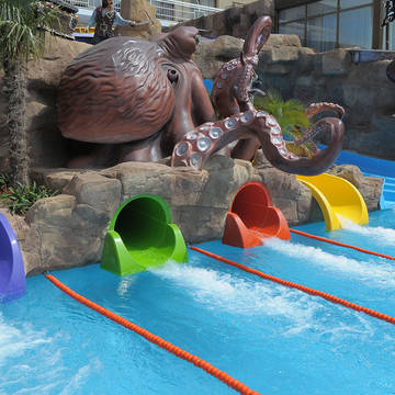 Waterpark Hotel Evenia Olympic Garden