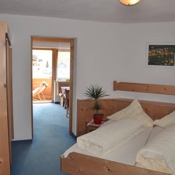Voorbeeldkamer Naturparkhotel Kleon