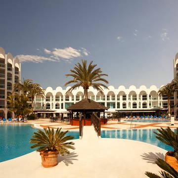 Ona Marinas zwembad Marinas de Nerja Beach & Spa Aparthotel