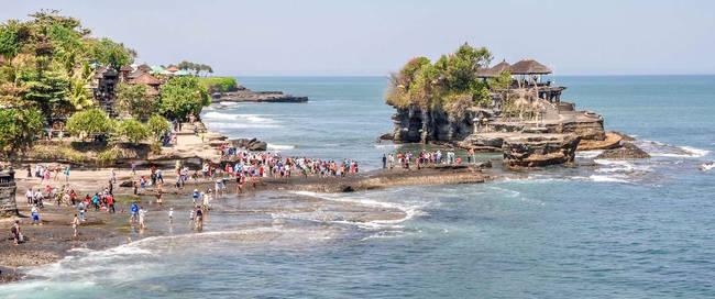 Bali Tanah Lot tempel