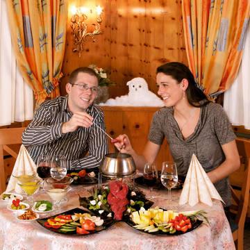 Culinair genieten Hotel Bergheimat