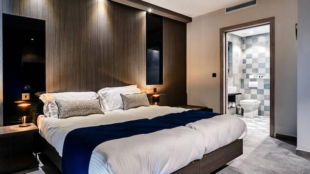 Voorbeeld comfort kamer The District Hotel