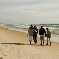 Strandwandeling Jutland Fotograaf: Niclas Jessen