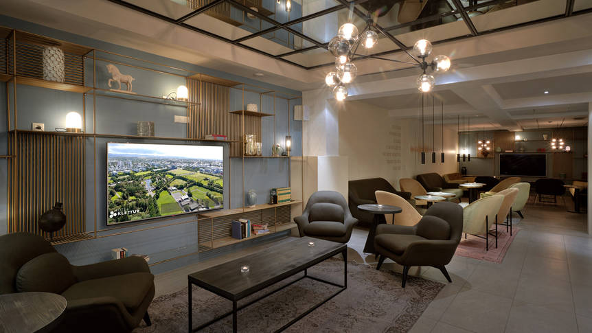 Lounge Hotel Klettur