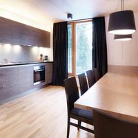 Appartement - keuken voorbeeld