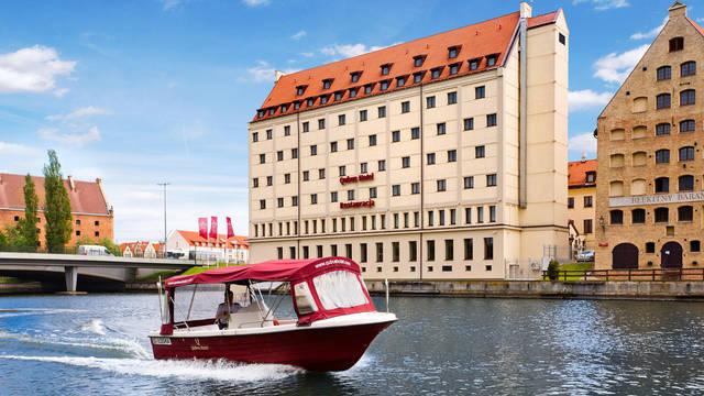 Exterieur Hotel Qubus Gdansk