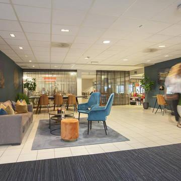 Lobby Hotel Anker