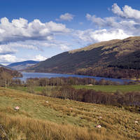 The Trossachs Nationaal Park