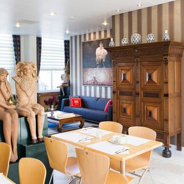 Restaurant 3-daags arrangement 'Kunst, Cultuur & Delfts Blauw' - Best Western Museumhotels Delft