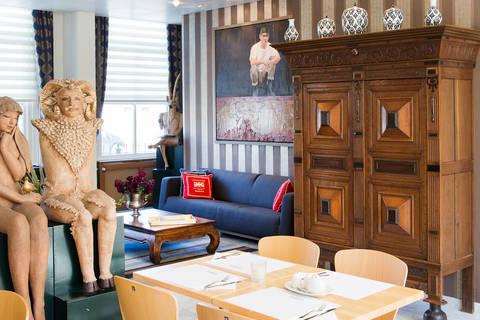 Last minute vakantie Zuid-Holland 🚗️3-daags arrangement 'Kunst, Cultuur & Delfts Blauw' - Best Western Museumhotels Delft