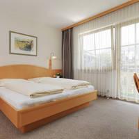 Kamer voorbeeld Hotel Stern