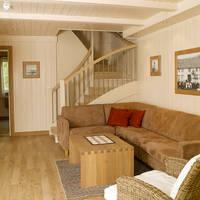 Voorbeeld woonkamer 4 kamerwoning