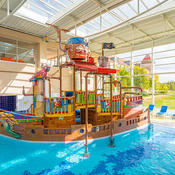 Aquapark Explorers Hotel at Disneyland® Paris