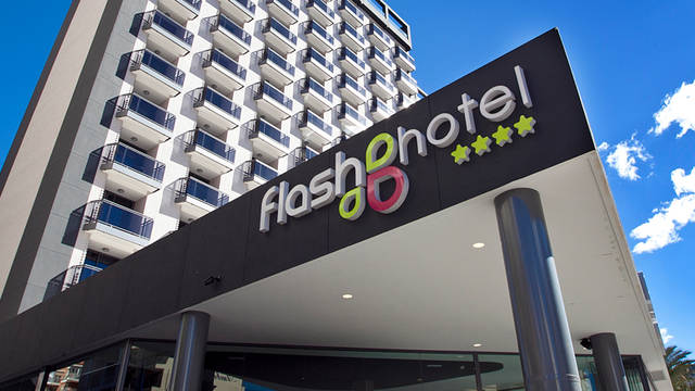 Entree Flash Hotel Benidorm - adults Only