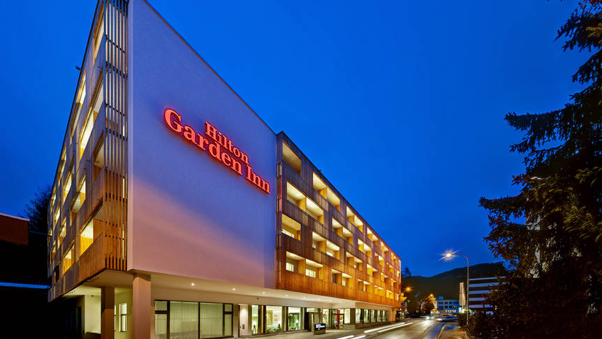 Hilton Garden Inn Davos Hilton Garden Inn Davos