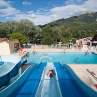 Camping Camping Domaine du Verdon in Castellane (Côte d'Azur, Frankrijk)