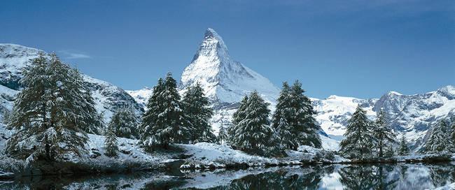 Zermatt met Matterhorn