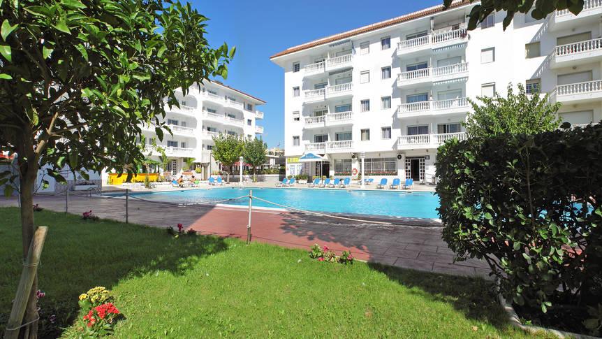Zwembad Appartementen Europa