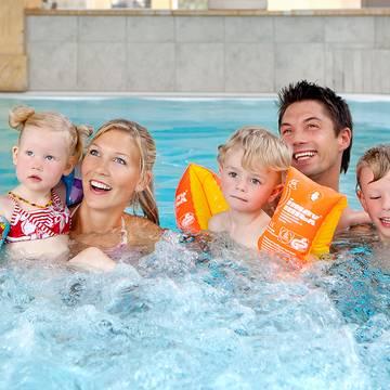 Overdekt zwembad Göbel's Landhotel
